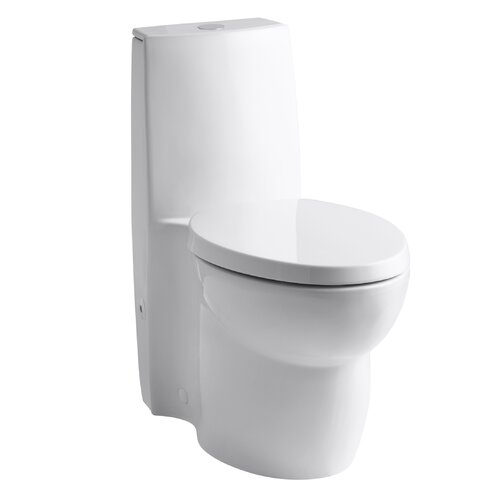 Kohler Persuade Skirted Two Piece Elongated Dual Flush