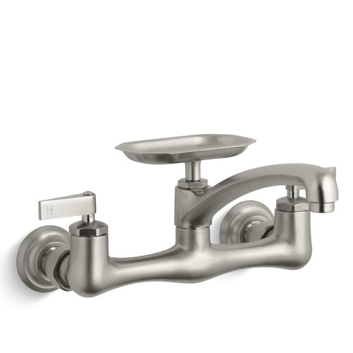 Clearwater Sink Supply Faucet with 8