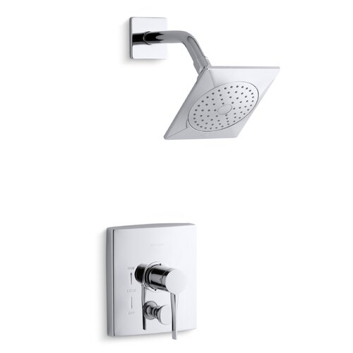 Kohler Stance Single Handle Rite-Temp Pressure Balanced Shower Trim