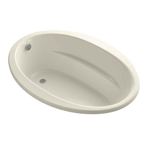 "Kohler Sunward 60"" X 42"" Drop-In Bath with Textured Bottom Surface"