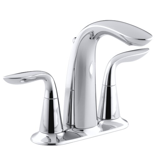 kohler refinia centerset bathroom sink faucet reviews wayfair
