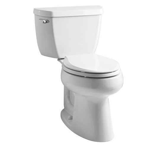 Kohler Highline Classic Comfort Height Two Piece Elongated