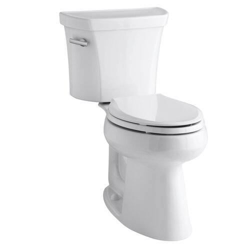 Highline 1.28 GPF Two-Piece Comfort Height Elongated Toilet with 10