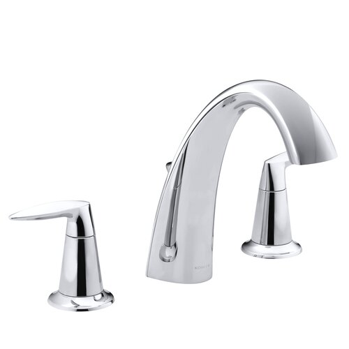 Kohler Alteo Bath Faucet Trim with Diverter, Valve Not Included