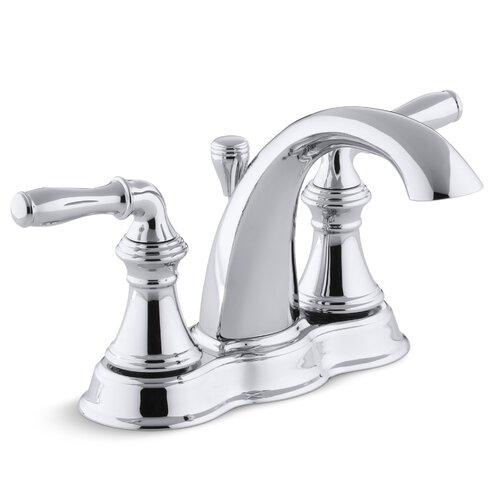Kohler Devonshire Centerset Bathroom Sink Faucet & Reviews