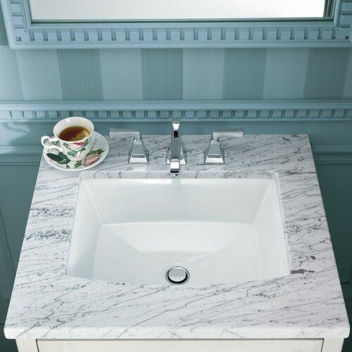Kohler Archer Sink Undermount : Kohler Undermount Bath Sink Wayfair