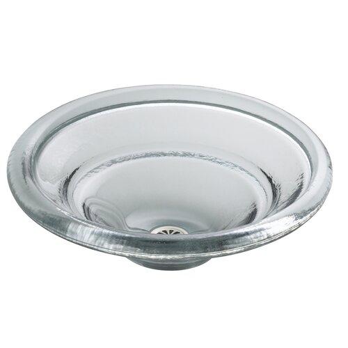Spun Glass Lavatory
