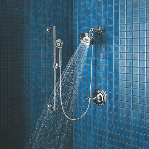 Kohler Forté 2.5 GPM Multifunction Wall-Mount Showerhead