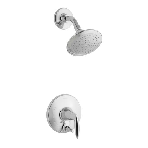 Kohler Alteo Shower Trim with Push-Button Diverter, Valve Not Included