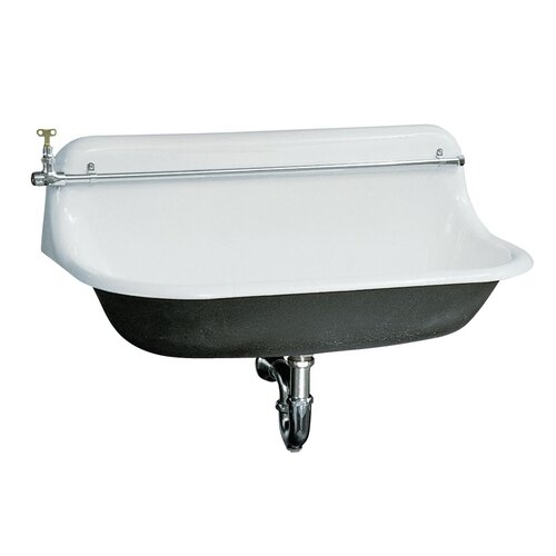 "Kohler Jarves Urinal, 72"" Length"