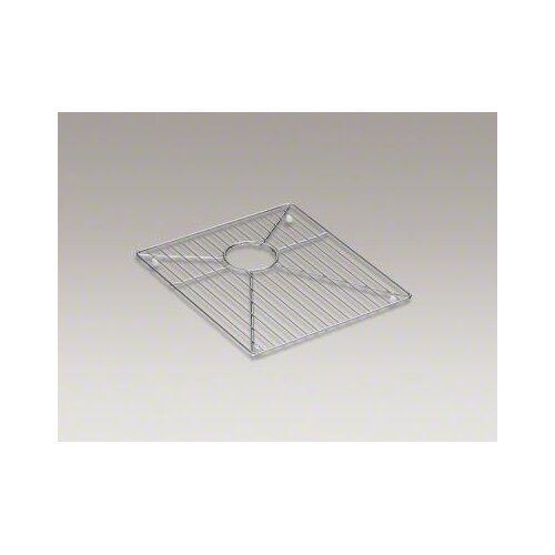"Kohler Vault Bottom Basin Rack for 36"" Double Equal Apron Front Sink"