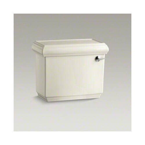 Kohler Memoirs 1.28 Gpf Toilet Tank with Right-Hand Trip Lever and Classic Design