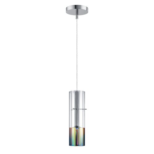 Tubular 1 Light Pendant