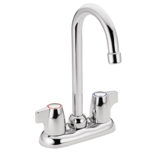 Chateau Two-Handle Centerset Bar Faucet with Spout Swing