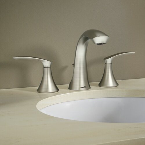 Darcy Double Handle Widespread Bathroom Faucet