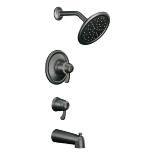 Moen ExactTemp Thermostatic Shower and Tub Shower Faucet Trim