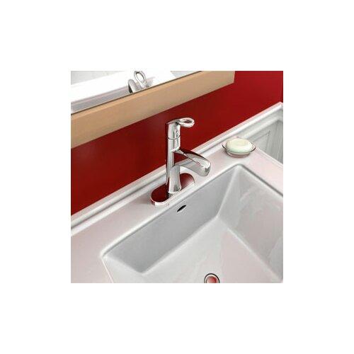 kleo one handle centerset low arc bathroom faucet wayfair moen kleo single handle pull down sprayer kitchen faucet