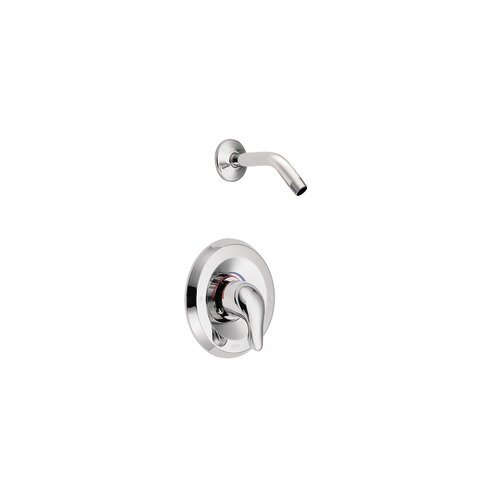 Moen Chateau Chrome Posi-Temp Trim Kit Less Showerhead