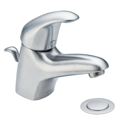 Moen Single Hole Bathroom Faucet with Single Handle