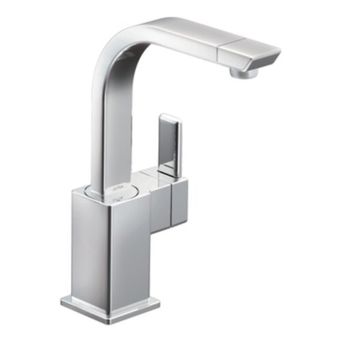 90 Degree One-Handle High Arc Single Mount Bar Faucet