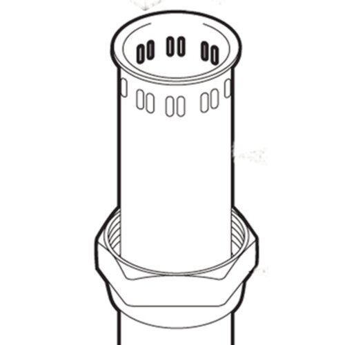 Moen Commercial Extension Flush Tube