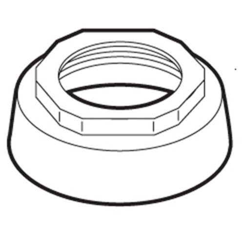 "Moen Commercial 1-1/2"" Top Spud Assembly"