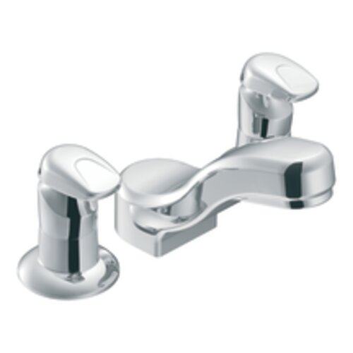 Commercial Widespread Bathroom Faucet with Double Handles