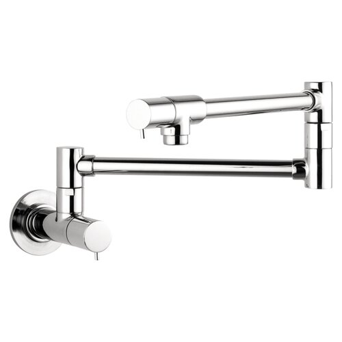 Hansgrohe Talis Two Handle Wall-Mounted Pot Filler Faucet