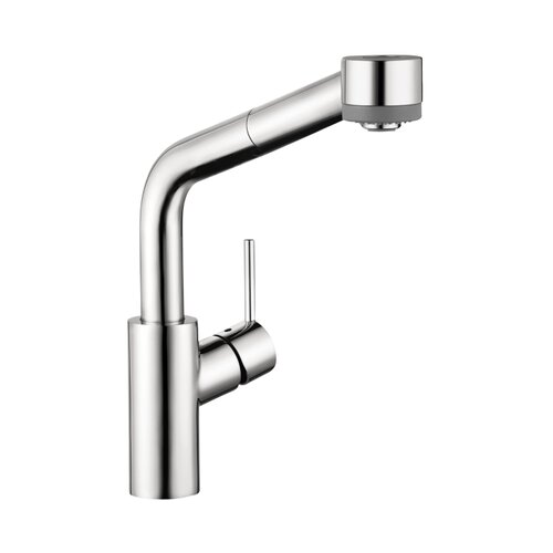 Talis S Hybrid One Handle Single Hole Kitchen Faucet