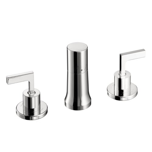 Axor Citterio Vertical Bidet Faucet with Lever Handle