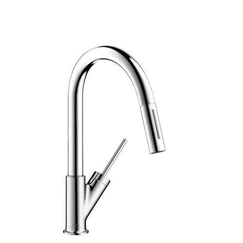 Axor Starck HighArc Single Handle Single Hole Bar Kitchen Faucet