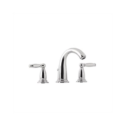 Hansgrohe Retroaktiv Swing Widespread Bathroom Faucet with Double Lever Handles