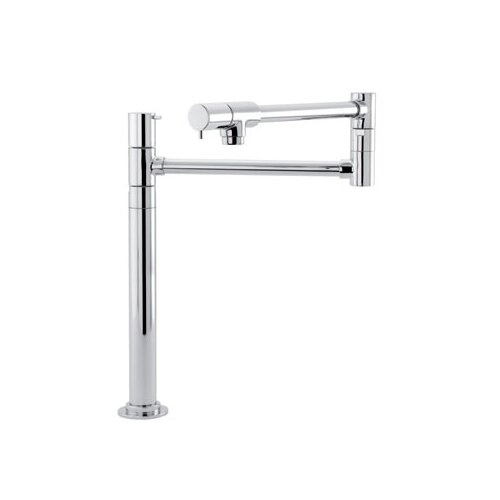 Hansgrohe Talis Deck-Mounted Single Handle Single Hole Pot-Filler Faucet