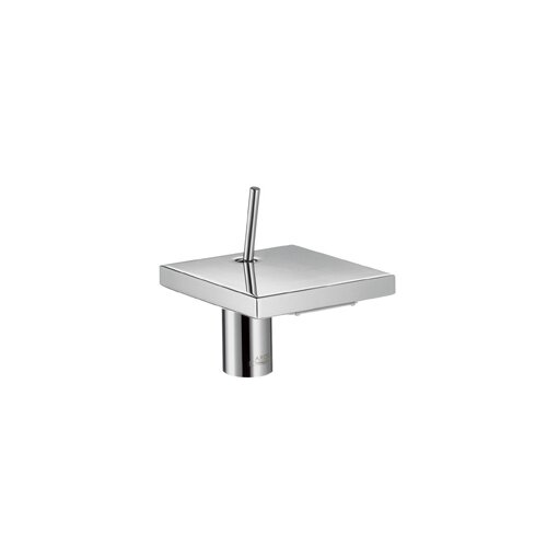 Axor Starck X Single Hole Bathroom Faucet with Single Handle, 4
