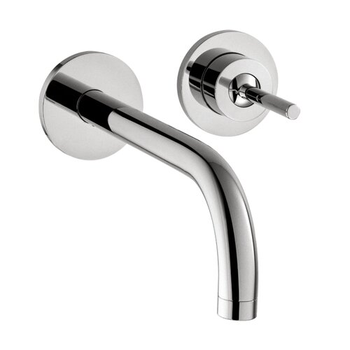 Axor Uno Wall Mounted Bathroom Faucet with Single Handle