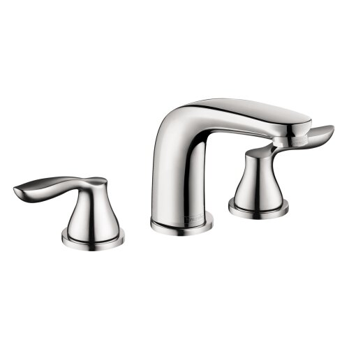 Hansgrohe Solaris E Double Handle Deck Mount Roman Tub Faucet Trim Lever Handle Non Diverter