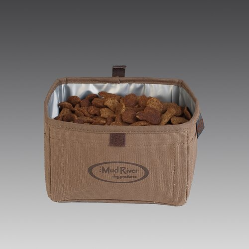 Mud River Dog Products The Oasis Food Bowl