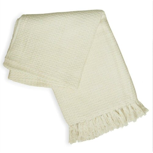 Cocoon Cotton Throw