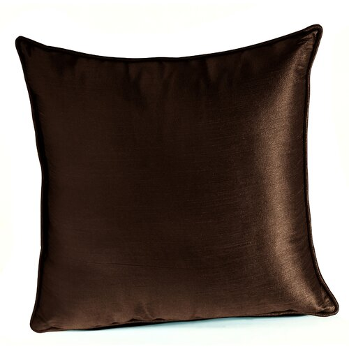 Jovi Home Faux Silk Polyester Decorative Pillow