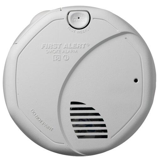 First Alert Dual Sensor Smoke Alarm