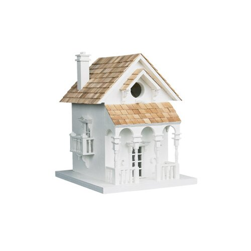 Home Bazaar Signature Series 'Honeymoon Cottage' Birdhouse with Bracket