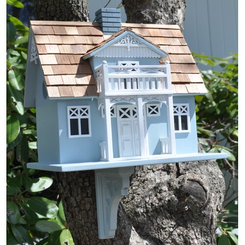 Home Bazaar Classic Series Danish Cottage Birdhouse