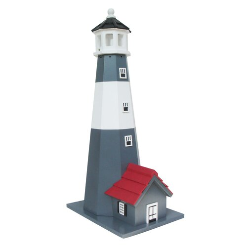 Historic Reproductions Tybee Lighthouse Free Standing Birdhouse