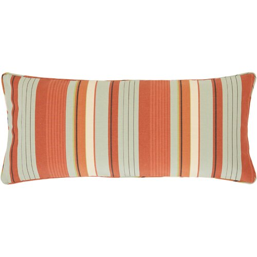 Pine Cone Hill October Stripe Double Boudoir Pillow