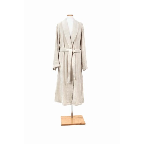 Pine Cone Hill Linen Chenille Bathrobe