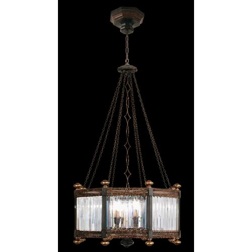 Fine Art Lamps Eaton Place 8 Light Drum Pendant