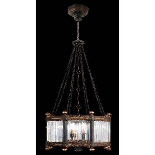 Fine Art Lamps Eaton Place 8 Light Drum Pendant