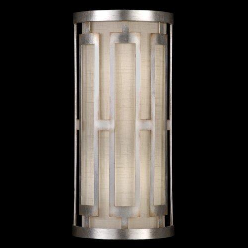 Fine Art Lamps Allegretto Gold 2 Light Wall Sconce