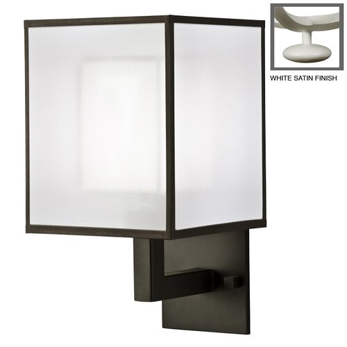 Fine Art Lamps Quadralli 1 Light  Wall Sconce
