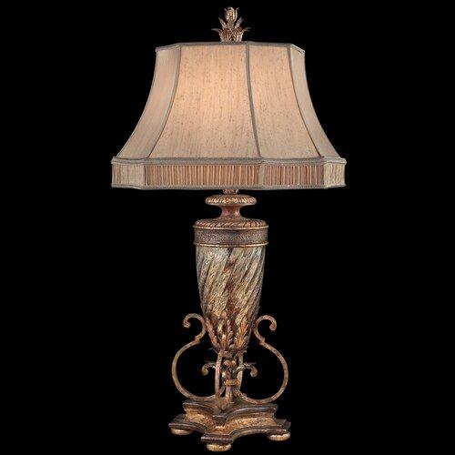 """Fine Art Lamps 40"""" H Pastiche 1 Light Table Lamp"""